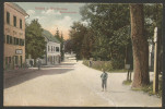 Austria-----Velden A Worthersee-----old Postcard - Velden