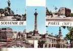 Paris  Souvenir De Paris XII - Arrondissement: 12