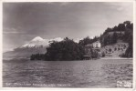 3297 POSTAL DE EL LAGO ESMERALDA EN ISLA MARGARITA DEL AÑO 1954 (FOTO MORA)  (CHILE) - Chile