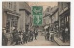 58 NIEVRE - LUZY Rue Du Commerce - Frankreich