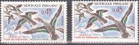 France - 1960 - Variété :  Crêtes Sur Têtes (rouge Décalé) + Impression Défectueuse Sur N° 1275 - Neufs ** - Sarcelles - Variétés: 1960-69 Neufs