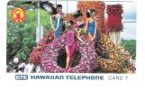 Hawaii - HAW-18 - Aloha Festival - Floral Float - MINT - Hawaii
