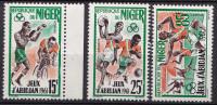 NIGER  N° 114 / 115 / 116  NEUF** LUXE - Niger (1960-...)