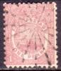 FIJI 1896 SG #88 1d Used Perf. 11 Pale Mauve - Fidji (...-1970)