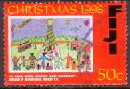 FIJI 1998 SG #1037 50c Used Christmas - Fiji (...-1970)