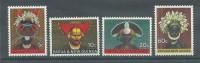 150023896  PAPUA NUEVA GUINEA  YVERT   Nº   126/9  **/MNH - Papua-Neuguinea
