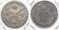 AUSTRIA TALER 1768  PLATA SILVER U - Austria
