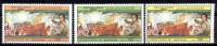 Libya 1988 – Stamps  - Freedom Festival Day - Libya
