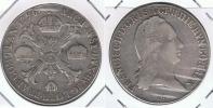 AUSTRIA TALER 1796 MILAN PLATA SILVER U - Austria