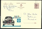 Publibel Obl. N° 1898 ( Avec VW  PAS DE PROBLEME , VW 1200  Coccinelle) Obl: Roulette Continue - Interi Postali