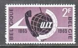 BELGIUM   630   *  I.T.U. - Belgium
