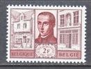 BELGIUM   632   *    RELIGION   SAINT - Unused Stamps