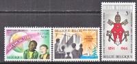 BELGIUM   660-2   *   INDUSTRY - Unused Stamps