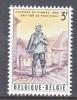 BELGIUM   663   *   STAMP  DAY - Unused Stamps