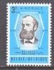 BELGIUM   672   *   SCIENCE   CHEMISTRY - Unused Stamps