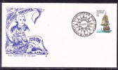 Australia 1980 Captain George Vancouver Day  Pictorial  Cancellation Cover  - Unaddressed - 1980-89 Elizabeth II