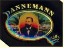 Button Dannemann  -  Ca. 22 X 15 Mm  -  Mehrfarbig - Raucherutensilien (ausser Tabak)