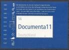 Deutschland / Germany / Allemagne 2002 2257 Block 58 ** Documenta Kassel - Ongebruikt