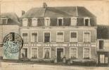 LA CHAPELLE MONTLIGEON HOTEL HAVARD - Frankreich