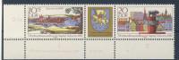 DDR Michel No. 2722 - 2723 ** postfrisch DV Druckvermerk