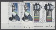 Lot DDR Michel No. 2490 , 2491 ** postfrisch DV Druckvermerk