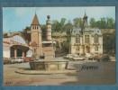 02-CHATEAU-THIERRY-place De L´hôtel De Ville-mairie-voitures- Non écrite - 2 Scans - 10.5 X 15 - MAGE - Chateau Thierry