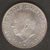 SVEZIA 10 KRONER 1972 GUSTAF ADOLF AG SILVER - Svezia