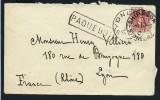 COOK - Enveloppe Pour La France En 1913 - Obl. Sydney Ship - Pas Commun - A Voir - Lot P11073bis - Cook