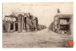 39518-ZE-59-BAILLEUL Bombardé-La Rue De La Gare - Frankreich