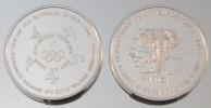 Bénin 6000 CFA 2005 JO Argent Pur .999 Animal - Benin