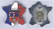 Insigne De La Police Nationale De Dijon - Polizia