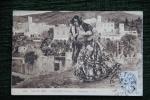 Corrida - Salon 1909 - C.VAZQUEZ - Vengeance - Corrida