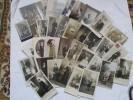 Lot Cartes Photos Portraits Fantaisies 35 En Tout  Voir Scan - Cartes Postales