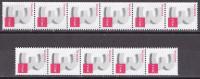 Bund - Rollenmarke Mi.Nr. 2964 - Rollenanfang + Rollenende - Postfrisch MNH - BRD