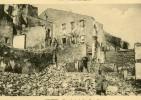 LES VILLES MARTYRES - NOMENY -54- UN COIN DE LA RUE PORTE BASSE - Nomeny