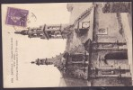 France Type Semeuse Sur Lettre - 1906-38 Sower - Cameo