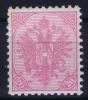 Bosnien-Herzegowina  Mi 16 B MH/*, Avec  Charnière , Mit Falz,  Perfo 10.5 - 1850-1918 Imperium