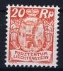 LIECHTENSTEIN: Mi  70 MNH/** Sans Charnière  Postfrisch - Liechtenstein