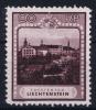 LIECHTENSTEIN: Mi  104B  MH/*, Avec  Charnière , Mit Falz, - Liechtenstein