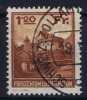 LIECHTENSTEIN: Mi  121 Used Obl. - Liechtenstein