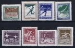 HUNGARY:  Mi Nr 403 - 410   MH/*, Avec  Charnière , Mit Falz,  1925
