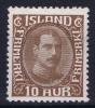 Island: Mi Nr 161 MH/* Avec Charnière  Falz - 1918-1944 Unabhängige Verwaltung
