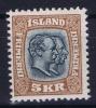 Island: Mi Nr 62 MNH/** Sans Charnière  Postfrisch - 1873-1918 Dänische Abhängigkeit