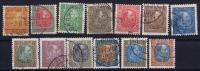 Island: Mi Nr Mi 35 - 47 Used Obl. - 1873-1918 Dänische Abhängigkeit