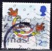 GB+ Großbritannien 2001 Mi 1966 Weihnachten - Used Stamps