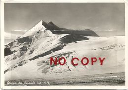 Bormio, Sondrio, 19.8.1954, Gruppo Del Cevedale. - Sondrio