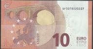 ITALIA  10 EURO  SF S004 C1   DRAGHI   UNC - EURO
