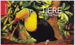Dieren Van Het Regenwoud 8 Excl.zegels - Autriche