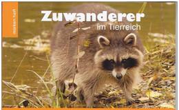 Dieren Van Het Woud 8 Excl.zegels - Autriche
