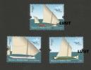 STAMPS 2015 PORTUGAL MEDITERRANEAN BOATS BOAT SALING SHIPS BATEAUX BATEAU Z1 ALGARVE - Aéreo